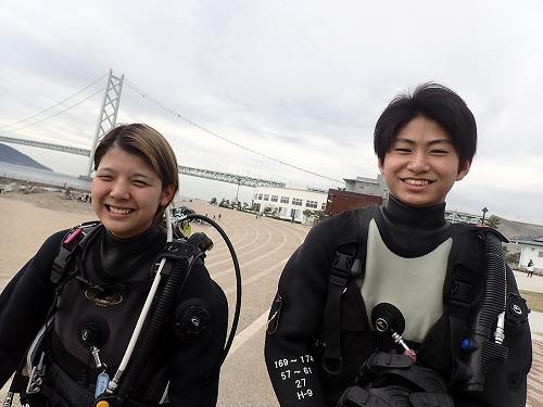 先週のお客様の声【ダイバー認定・記念ダイビング】(3/15~3/21)